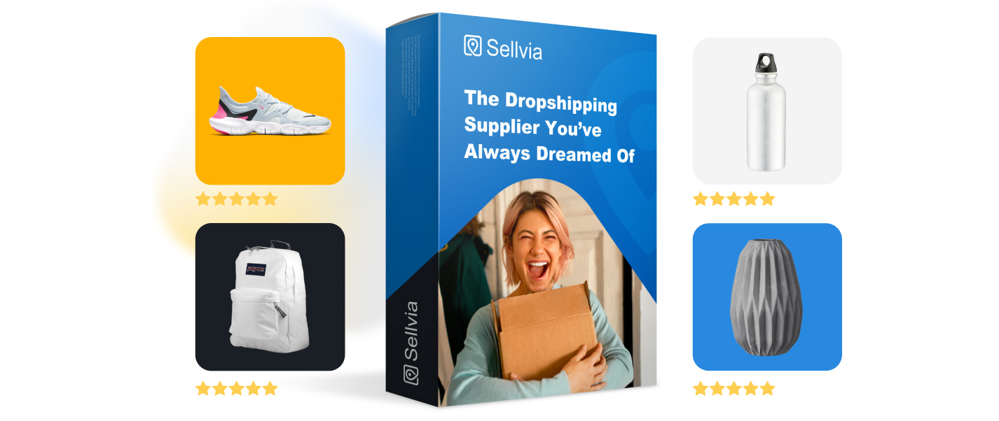 Fast shipping benefits you get from a Sellvia-powered online business