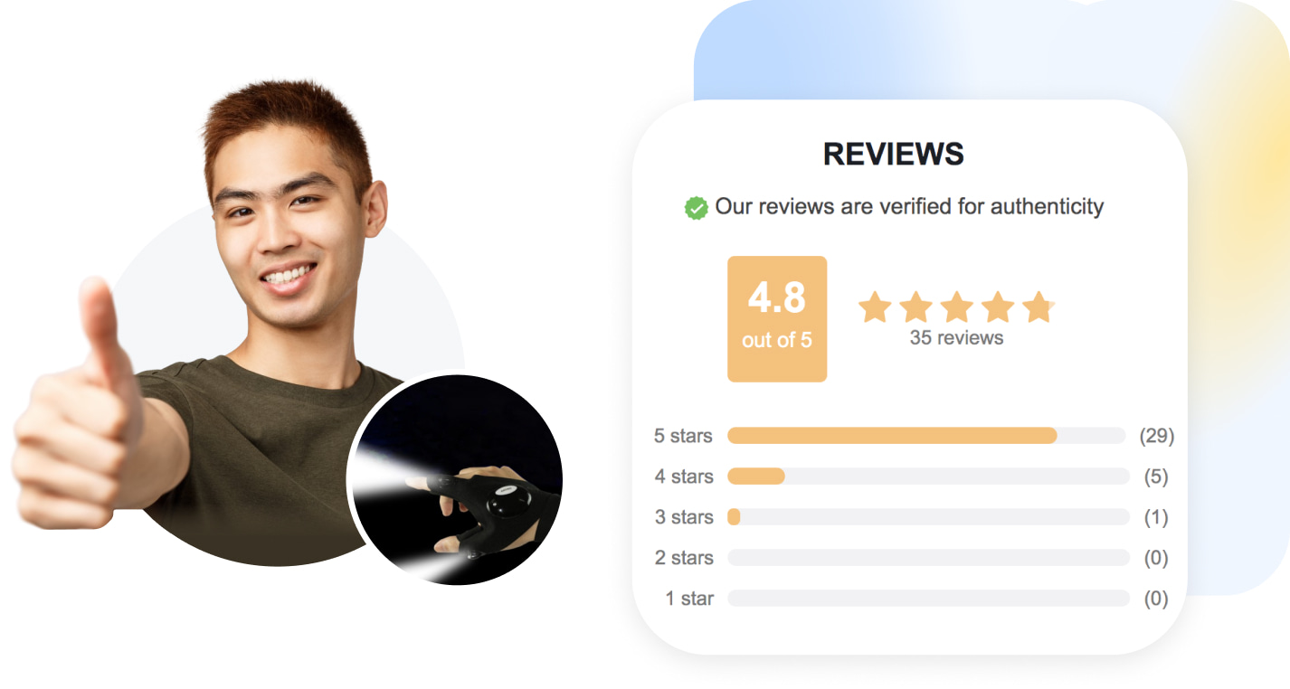 High customer satisfaction as one of the fast shipping benefits you can get with Sellvia