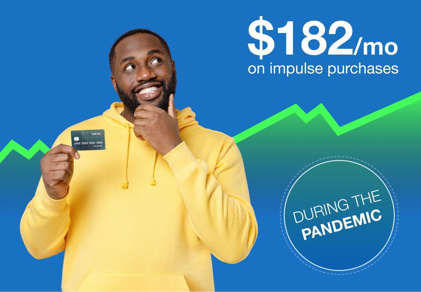 impulse spending's during the pandemic
