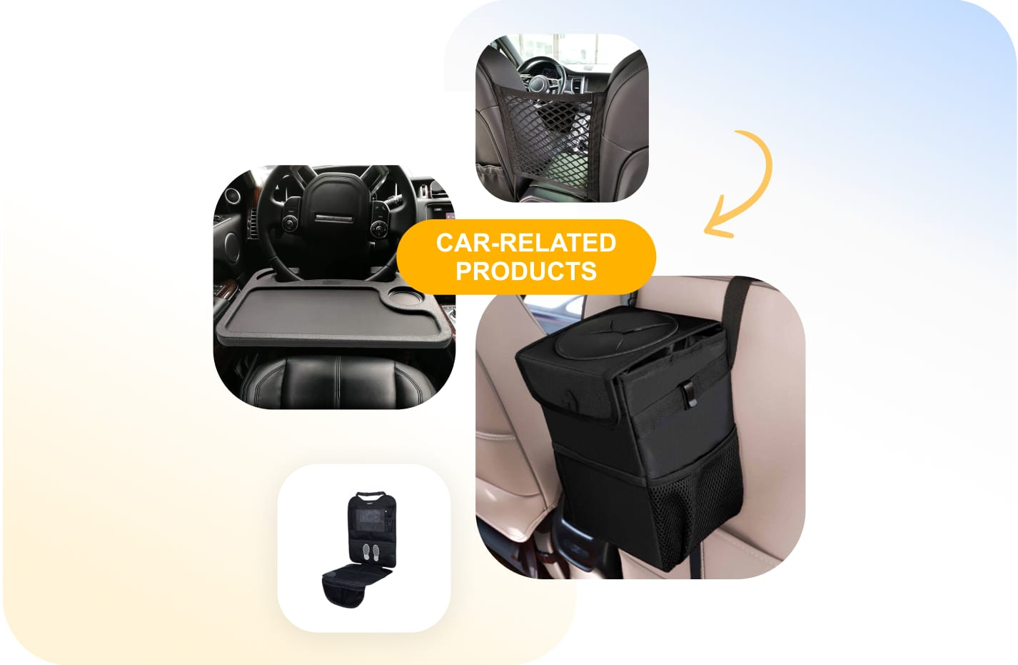 Car related products you can resell from Sellvia
